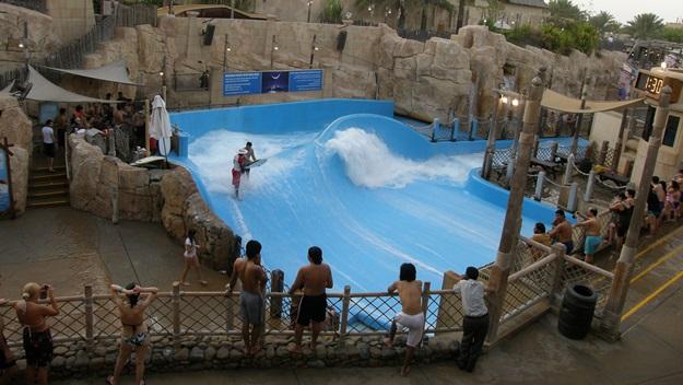 Aquapark Wild Wadi Water Park | © Petr Kánský