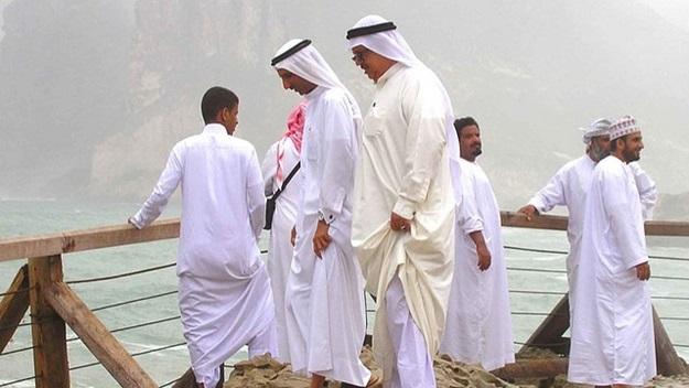 Arabský oblek dišdaša
