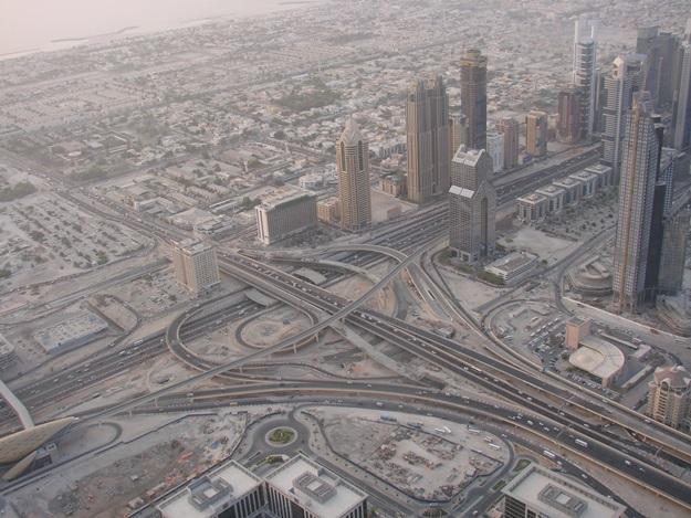 Doprava po Dubaji | © Petr Novák