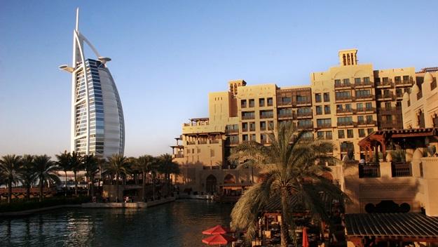 Hotel v Dubaji | © Rusteek