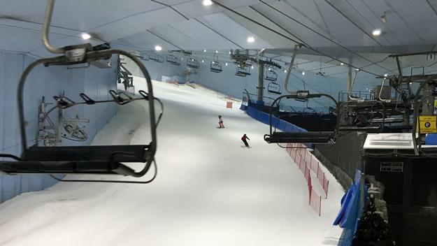Lyžařské středisko Ski Dubai | © Petr Novák