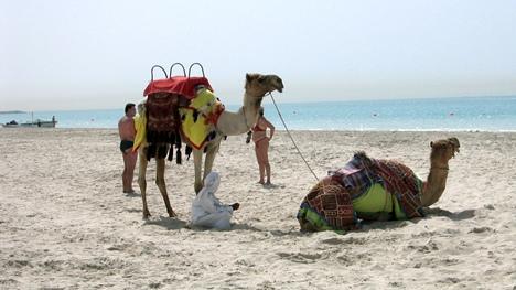 Pláže v Dubaji | © kramnostam