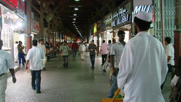 Trhy v Dubaji | © Petr Novák